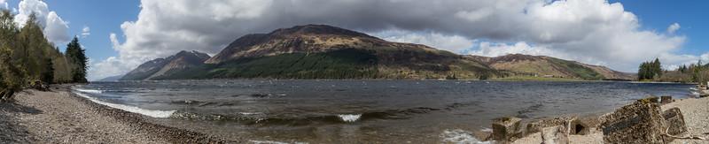 Loch Lochy Shore