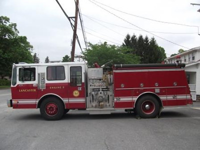 Engine 3 - 1989 KME Pumper