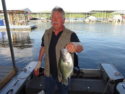 KENTUCKY LAKE FISHING TRIP, APRIL 2015