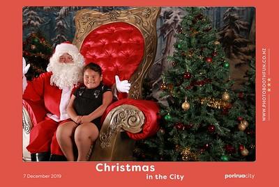 Christmas in the City (Porirua) - Photos with Santa