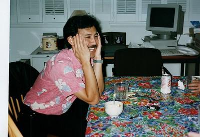 Sumida and Char at Park 9.1995