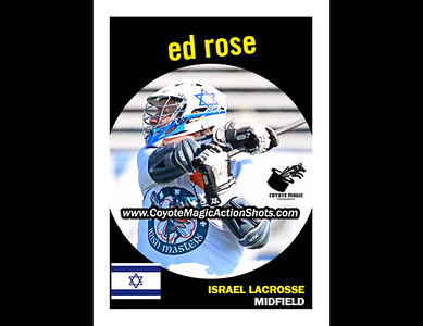 Israel Ed Rose 1959 TOPPS (NYS2016)