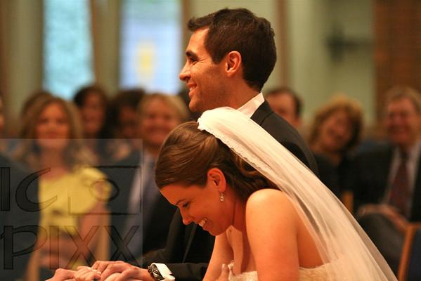 Sanchez Wedding - Ceremony