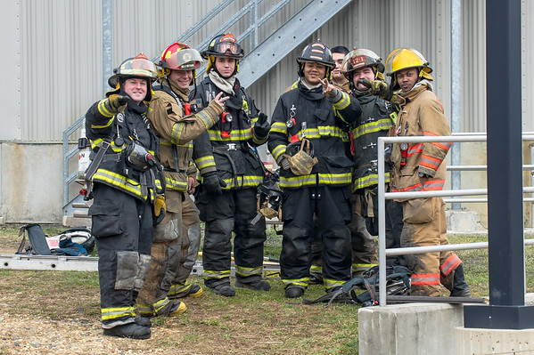 Monmouth County Fire Academy – Class 105