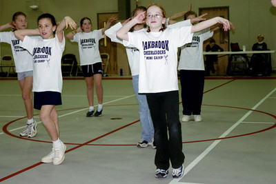 Cheerleading 2003-04