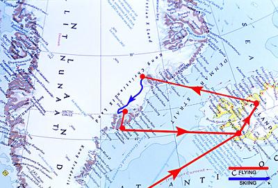 Greenland Ski Traverse