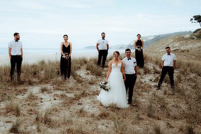Alexis + Sean's Wedding