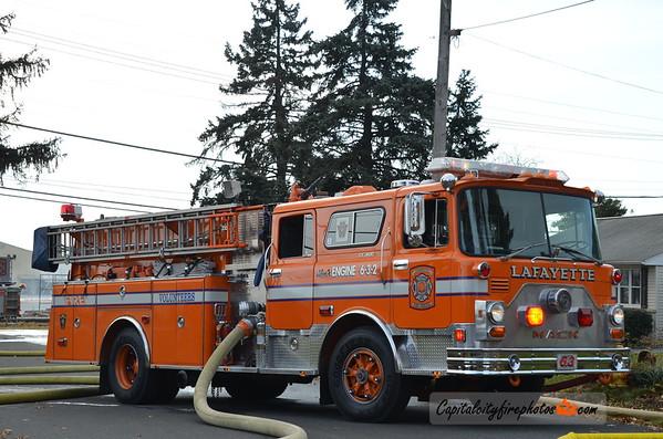 11/30/17 - Upper Leacock Township, PA - Glenola Rd