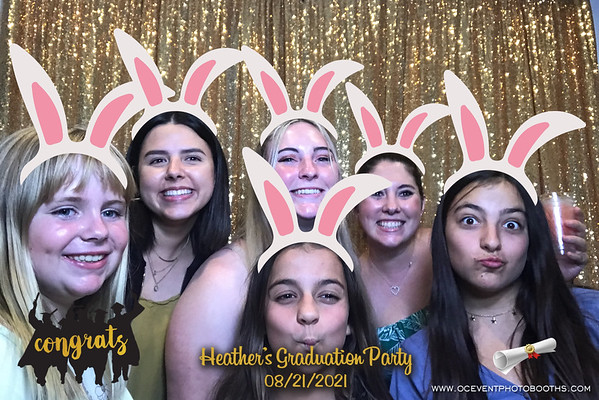 Heather Graduation Party 08/21/21