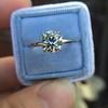 1.58ct Old European Cut Diamond Solitaire, EGL K VS2 34