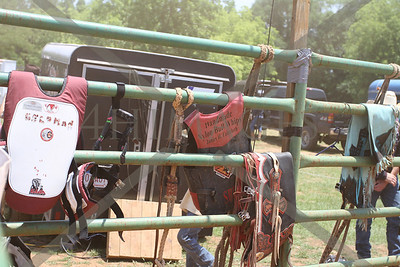 Bulls and Barrels selma May 2012