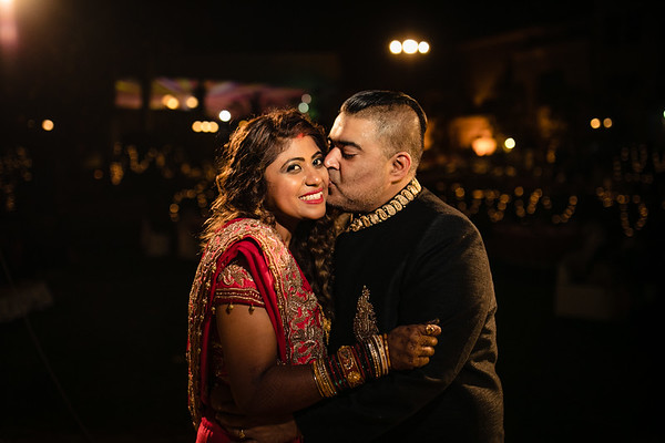 Sunil and Runa's Wedding