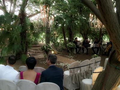 Francesca's Wedding
