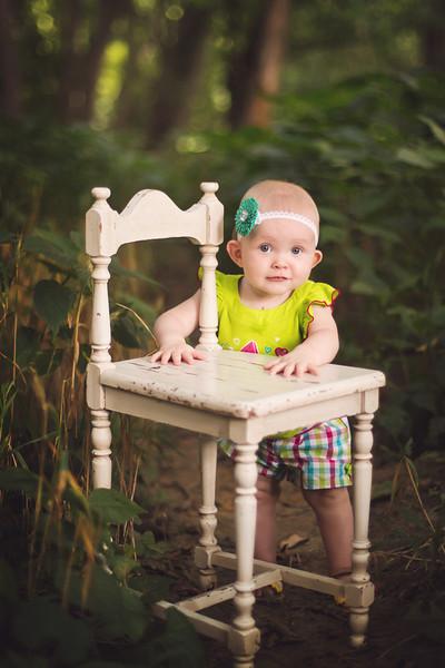 Aubrey - 8 Months