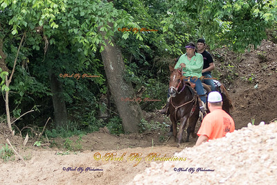 Rock Bottom 2016  Bronc Fanning, Horse Race, Mule Race, Snowy River Race