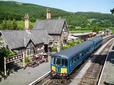 Llangollen Railway 2009