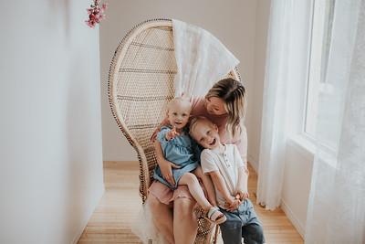 Taryn and Kiddos