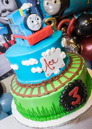 Ace & Luigi's Birthday