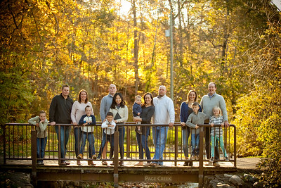 Manker and Extended Families 2018