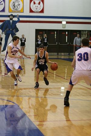 Boys Basketball @ Glenbard South