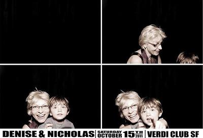 SF 2011-10-15 Denise & Nick