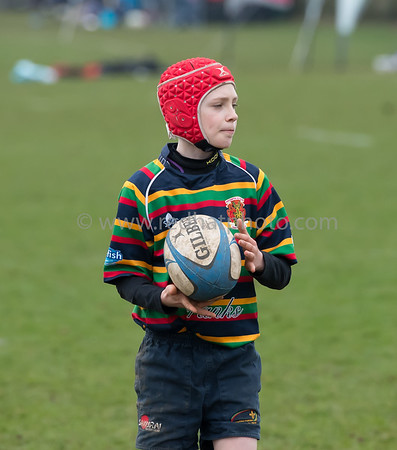Under 10s, Franklin's Gardens, 11 March 2017