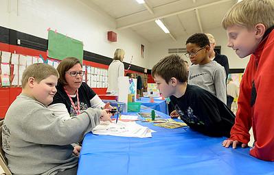 Windsor Elementary special education science fair