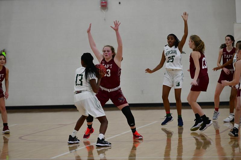 Girls' Varsity Basketball v Berkshire