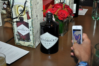 Hendricks Gin Dinner - Part 3