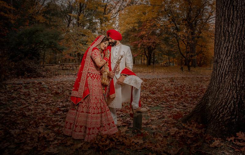 TEJINDER LOVELEEN WEDDING
