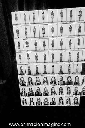 Mercedes-Benz Fashion Week Vivienne Tam backstage shots