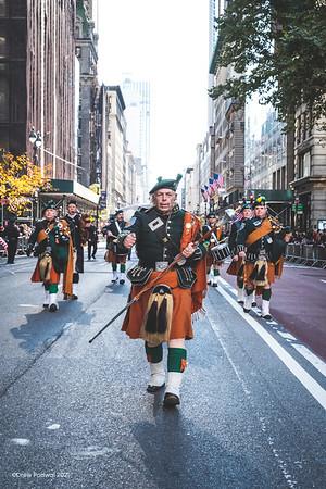 NYC Veterans Day Parade 2018
