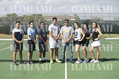 Miami High Tennis 3/2/18
