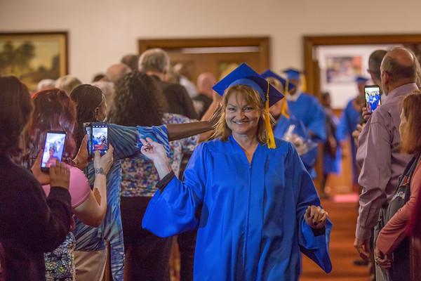 Fall Graduation 2017