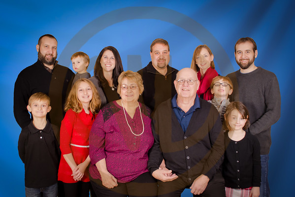 The Mellett Family Fall 2015