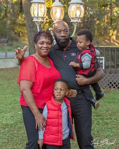 Barnes Family 2018