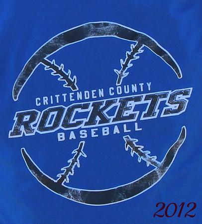 2012 Crittenden County Baseball