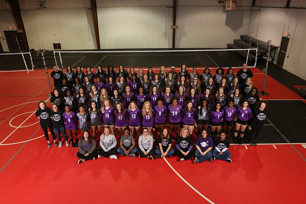 2018-19 Thunder Cats Volleyball