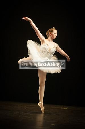2013 Recital_Swan Lake_Rehearsal and Show