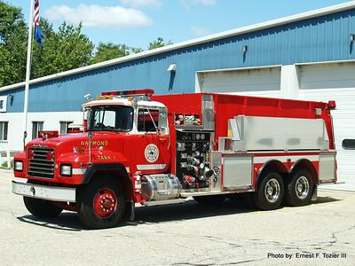 Raymond, NH Fire Apparatus