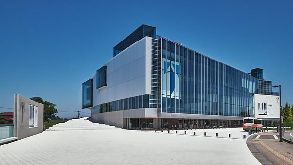 富山県美術館 – 內藤廣