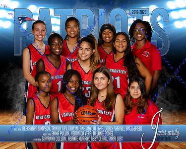 LBHS Basketball 2019-2020