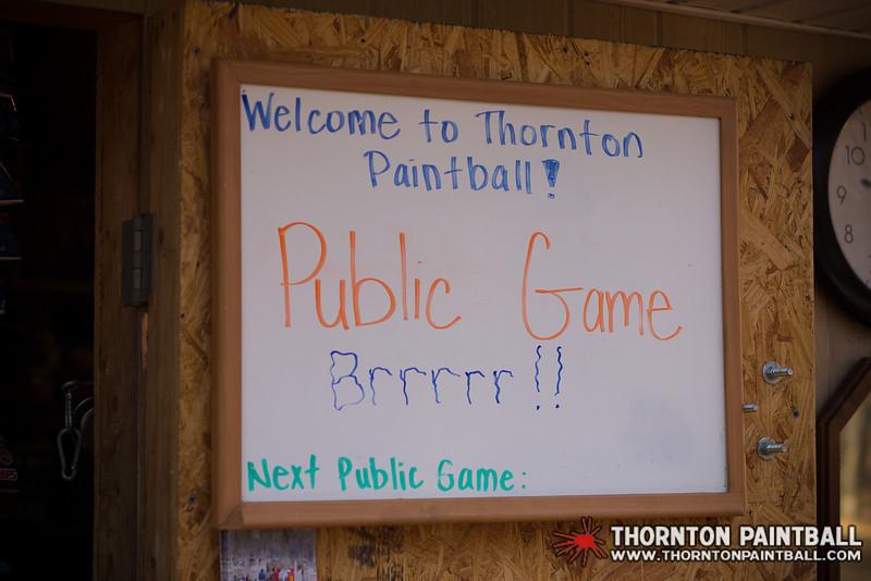 Public Game