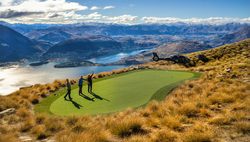 The Most Amazing Golf Hole In The World