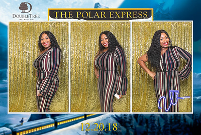 Doubletree Grand Holiday Party 2018