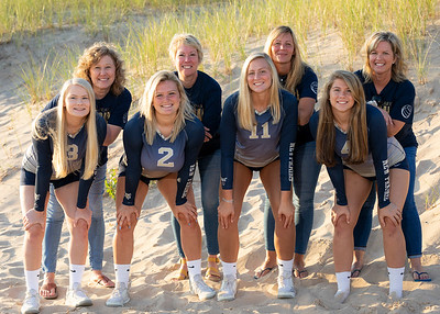 NP Senior Volleyball Girls 2019-2020