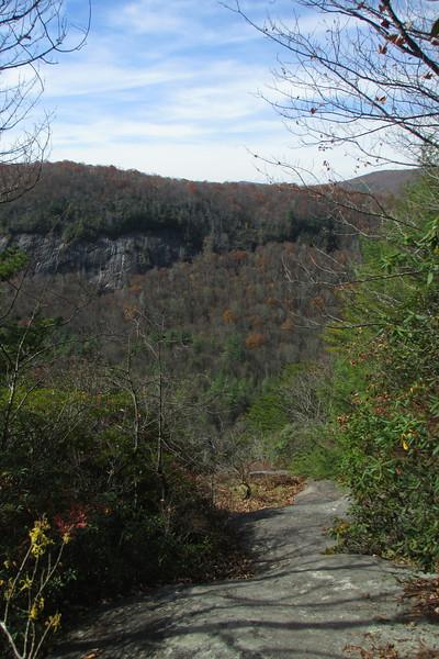 Big Green Trail - 4,050'