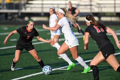 Girls Soccer: Heritage vs. Loudoun County 5.25.16