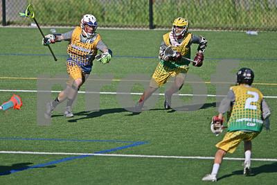 8/2/2013 - Adirondack vs. Hudson Valley - David W. Murphy Field, Onondaga Community College, Syracuse, NY