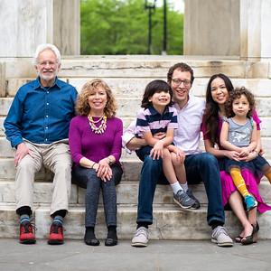 Katie & Josh's Family Portraits